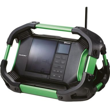 HiKOKI UR18DSDL Radio sis. Bluetooth