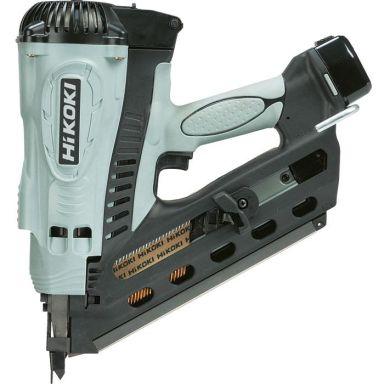 HiKOKI NR90GC2 Spikverktyg med 1,5Ah batterier och laddare