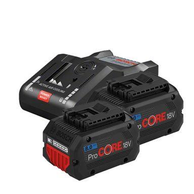 Bosch GAL 18V-160 + 8,0Ah ProCORE Laddpaket