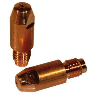 ESAB M6X25 Kontaktisuutin 10 kappaleen pakkaus, 0,8 mm kierteelle