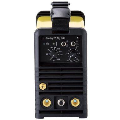 ESAB BUDDY TIG 160 Kit Tig-hitsauskone mukana poltin ja puikkohitsauskaapeli, 1-vaihe