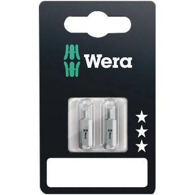 Wera 73300 Bits 2-pack, 800/1 Z, Classic