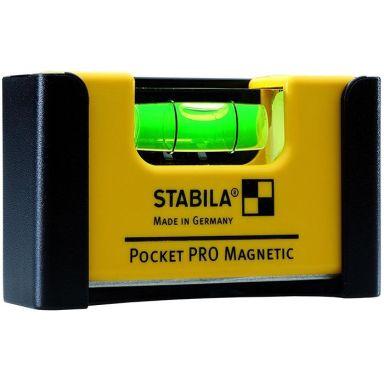 Stabila Pocket PRO Magnetic Lommevater