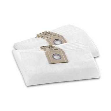 Kärcher 69043350 Filterpåse Fleece, 10-pack