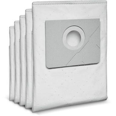 Kärcher 69074800 Filterpåse Fleece, 5-pack