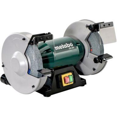 Metabo DS 200 Benkslipemaskin kompatibel med 200 mm slipeskiver, 600 W