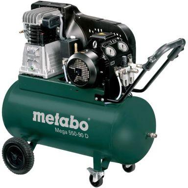 Metabo Mega 550-90 D Kompressor 90 liter