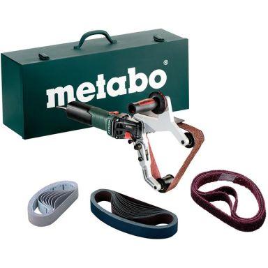 Metabo RBE 15-180 Rørbåndsliper med oppbevaringskasse, 1550 W