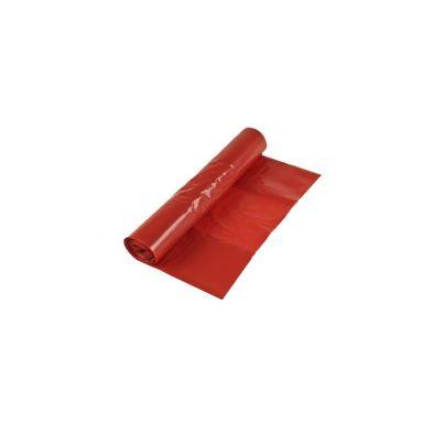 Rullpack 267261 Källsorteringssäck 25 st/rulle, 125 liter, röd