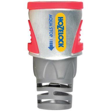 Hozelock 2035 AquaStop Pro Metall Pikaliitäntä 12,5 mm:n ja 15 mm:n letkuille