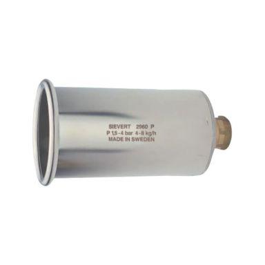 Sievert Pro 296001 Kraftbrännare Ø 60 mm, stål
