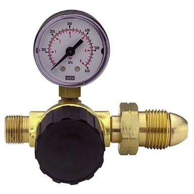 Sievert 308111 Regulator regulerbart trykk, manometer, POL