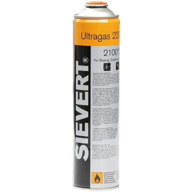 Sievert 220583 Ultragass engangs, 210 g