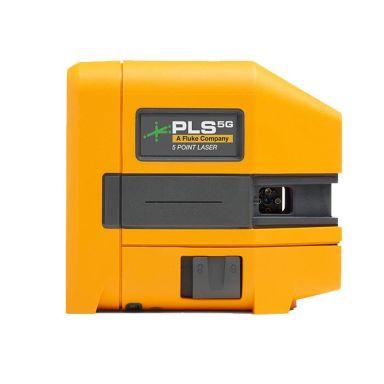 PLS 5G KIT Punktlaser grön, med tillbehör