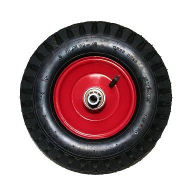 """Hörby Bruk 74016 Hjul inkl. axel, 3.50-6 K, 13"""""""