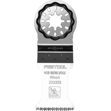 Festool HSB 50/35/J/OSC/5 Träsågblad 5-pack