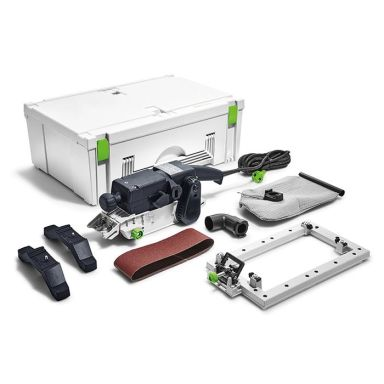Festool BS 75 E-Set Bandslipmaskin