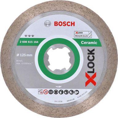 Bosch Best for Ceramic Diamantkappskive X-LOCK
