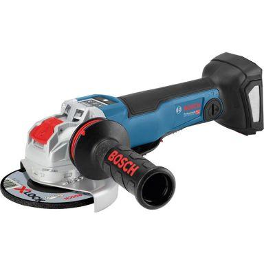 Bosch GWX 18V-10 PSC Vinkelslip med X-LOCK, utan batterier och laddare