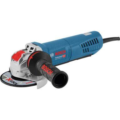 Bosch GWX 15-125 PS Vinkelslip med X-LOCK, 1500 W