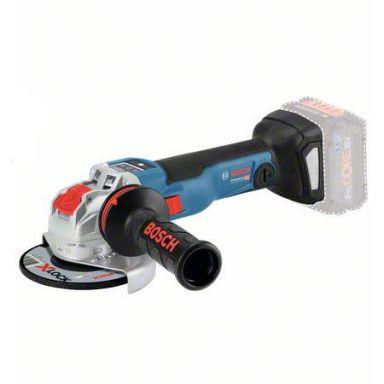 Bosch GWX 18V-10 SC Vinkelslip med X-LOCK, utan batterier och laddare