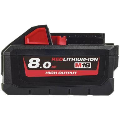 Milwaukee M18 HB8 Batteri 8,0 Ah