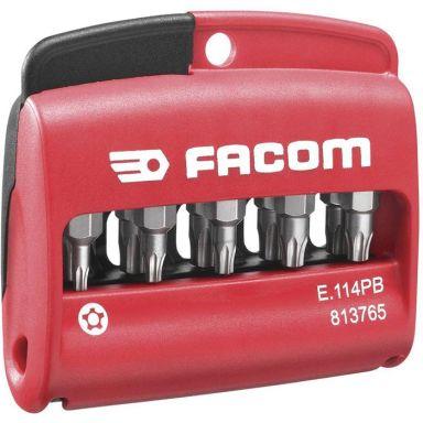 Facom E.114PB Bitssats i etui
