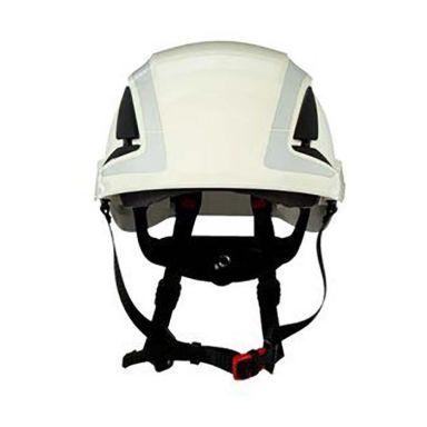 3M SecureFit X5001VE Skyddshjälm dubbla godkännande, ventilerad, 1000V