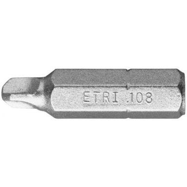 "Facom ETRI.101 Bits 1/4"", for Tri-Wing"