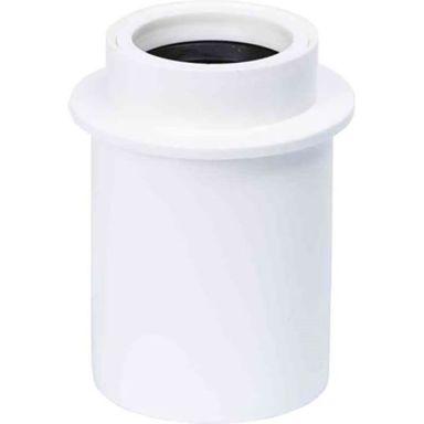 Gelia 3000721722 Reduksjon med gummiring, hvit