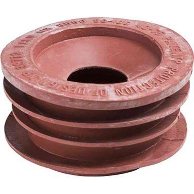 Faluplast 85509 Gumminippel 96-105/50-75, brun