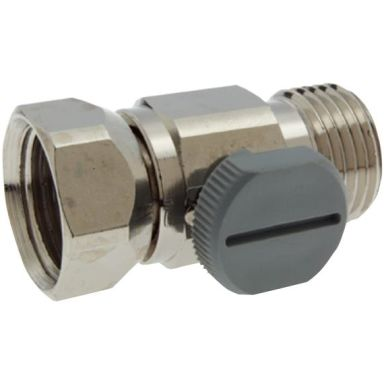 Gelia 3007003362 Avstängningsventil till WC, invändig/utvändig