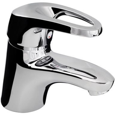 Gelia 3010003801 Tvättställsblandare med pop up-ventil