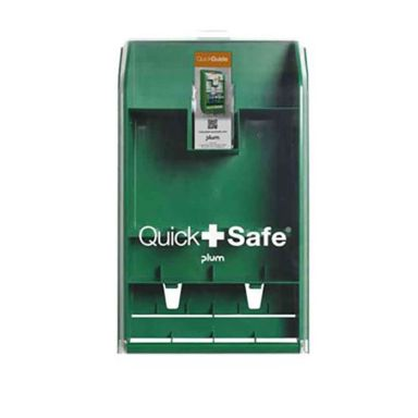 Plum QuickSafe Empty Första hjälpen-station utan innehåll