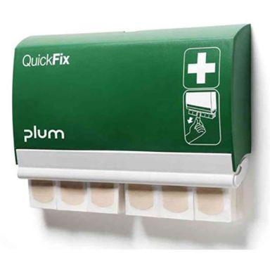 Plum QuickFix Elastic Plåsterdispenser inkl. 90 plåster