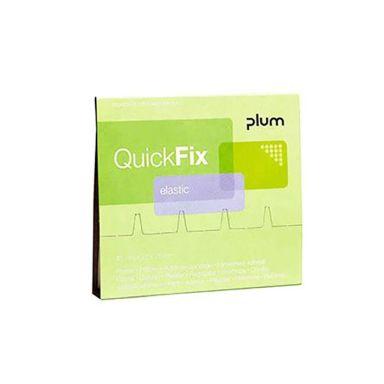 Plum Quickfix Elastic Plaster refill, 45 stk