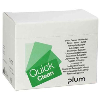 Plum QuickClean Sårservett 20 st