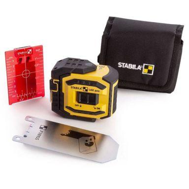 Stabila LAX 300 Korslaser med tillbehör
