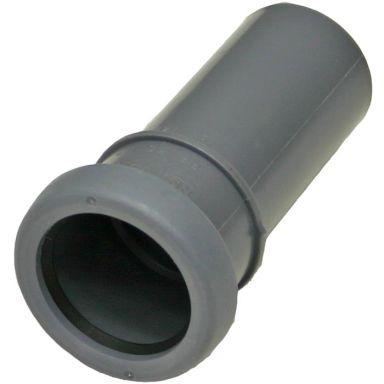 Pipelife 170669 Vattenlåsanslutning rak, 50 mm