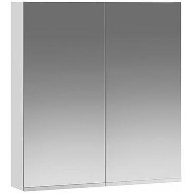 Ifö Option OSSN 60 Badrumsskåp vit, med spegel