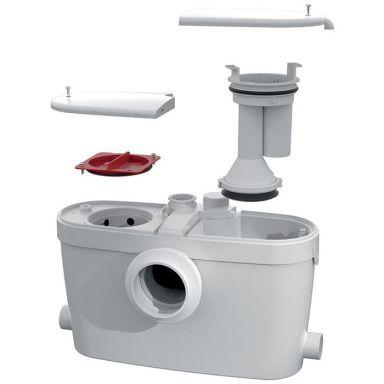 Saniflo SaniAccess 3 Malpump för WC, tvättställ, dusch och bidé