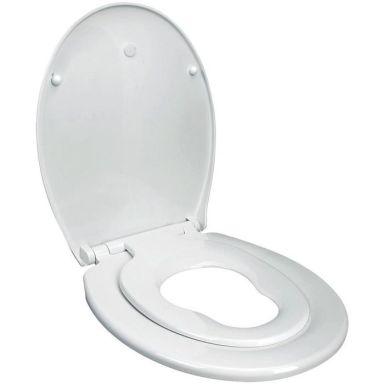 Arrow DuoSeat WC-sits med extrasits för barn