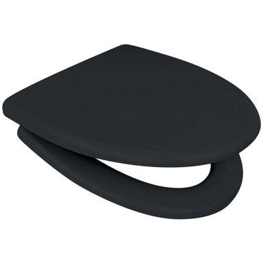 Arrow Onyx Cera-Sign WC-sits svart, softclose