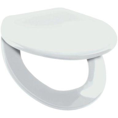 Arrow Opal Deluxe WC-sits vit, softclose