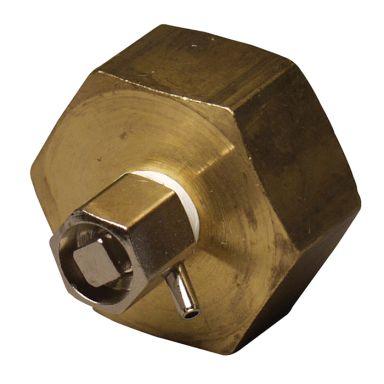 Uponor Fluvia Lock med avluftningsventil, G20