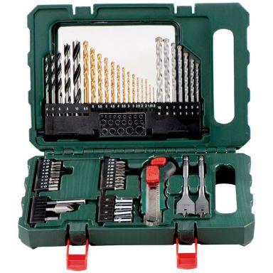 Metabo 626707000 Työkalusarja 55-osainen