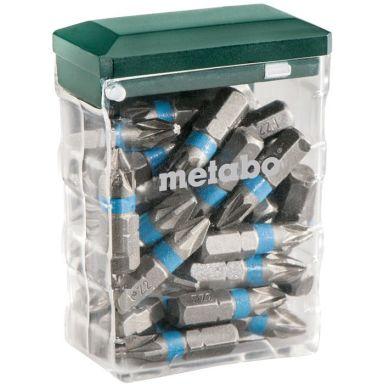 Metabo 626711000 Bitsbox PZ 2, 25 delar