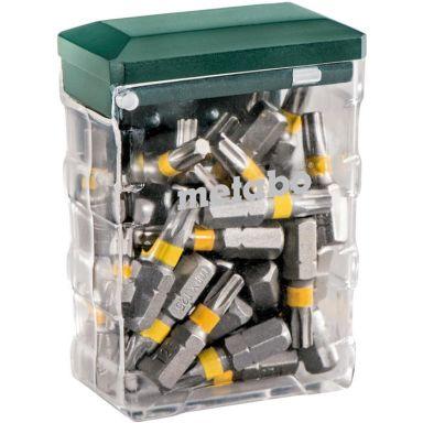 Metabo 626713000 Bitsbox TX 25, 25 deler