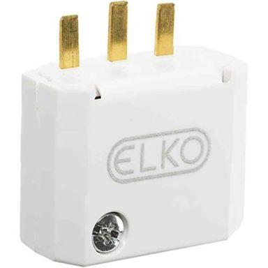 Elko 4044262363 Stickpropp till tak/vägguttag DCL, med jord