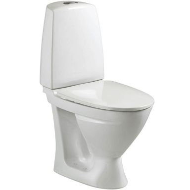 Ifö Sign 686206511 Toalettstol med mjuksits